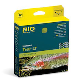 <font color=red>On Sale - Clearance</font><br>Rio Trout LT DT Fly Line
