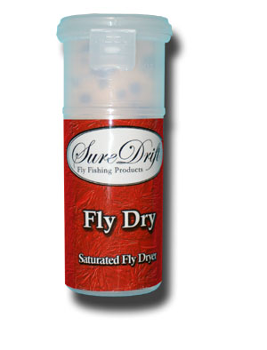 Fly Dry - Saturated Fly Dryer