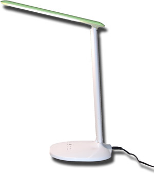 Folding LED Fly Tying Light