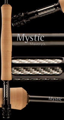 <font color=red>On Sale - Clearance</font><br>Mystic Maveryck Series Fly Rods