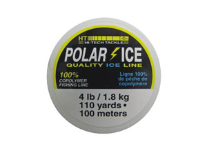 Polar Ice Quaility Copolymer Fishing Line - 110 yard Spool