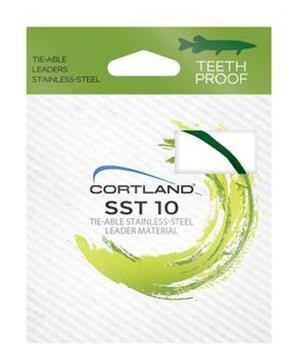 <font color=red>On Sale - Clearance</font><br>Cortland SST10 Stainless Steel Leader