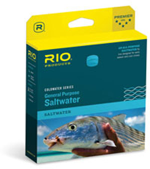 <font color=red>On Sale - Clearance</font><br>Rio General Purpose Saltwater Fly Line