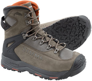 <font color=red>On Sale - Clearance</font><br>Simms G3 Guide Boot - Dk Elkhorn