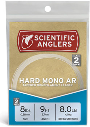 <font color=red>On Sale - Clearance</font><br>Scientific Anglers Hard Mono AR Leader