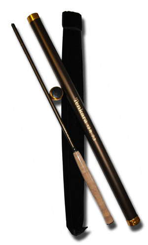 Tenkara Fly Rod - 12ft 7pc 7:3