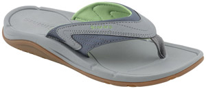 <font color=red>On Sale - Clearance</font><br>Simms Women's Atoll Flip - Spring Green