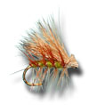 Elk Hair Caddis - Olive