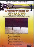 INTRODUCTION TO FLY CASTING