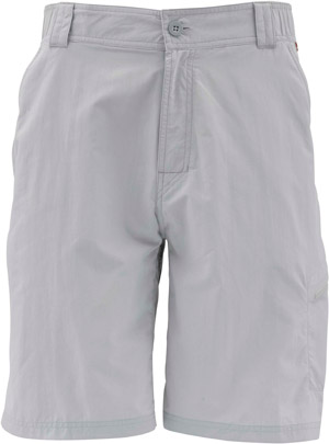 <font color=red>On Sale - Clearance</font><br>Simms Superlight Short - Sterling
