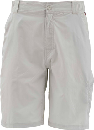<font color=red>On Sale - Clearance</font><br>Simms Superlight Short - Oyster