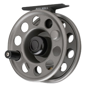 <font color=red>On Sale - 25% Off</font><br>Ross Flystart - Grey - #4 - Spare Spool