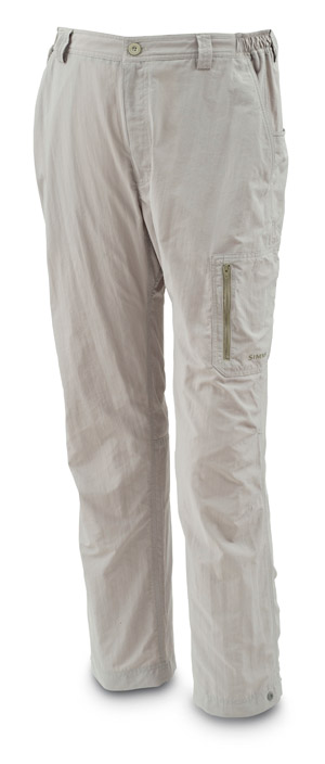 <font color=red>On Sale - Clearance</font><br>Simms Flyte Pant - Dark Khaki