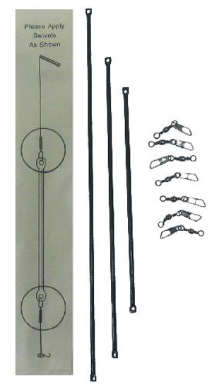 Hanger Rigs/Needle Weights - 3 Per Pack
