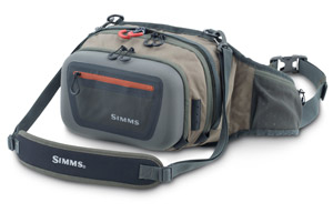 <font color=red>On Sale - Clearance</font><br>Simms Headwaters Chest/Hip Pack - Dk Elkhorn