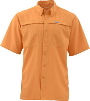 <font color=red>On Sale - Clearance</font><br>Simms Ebbtide SS Shirt - Topaz