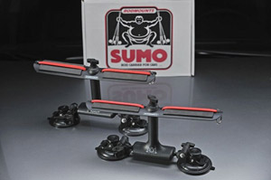 RodMounts SUMO Suction Mount Rod Carrier - SUMO-SUC