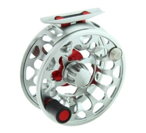 Fly Shack Saranac Fly Reel - Clear