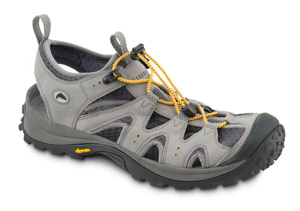 <font color=red>On Sale - Clearance</font><br>Simms Streamtread Sandal - Granite