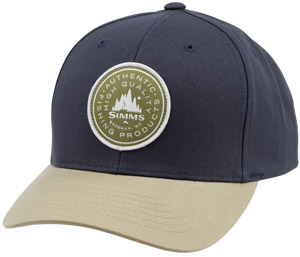 <font color=red>On Sale - Clearance</font><br>Simms Classic Baseball Cap - Wilderness Nightfall