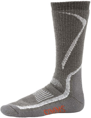 <font color=red>On Sale - Clearance</font><br>Simms EXSTREAM WADING SOCK - Dk Gunmetal