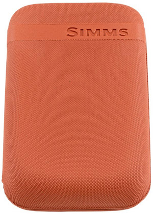 <font color=red>On Sale - Clearance</font><br>Simms Foam Fly Box - Simms Orange