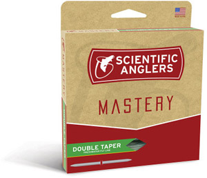 Scientific Anglers Mastery Double Taper - Dark Willow