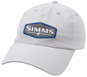 <font color=red>On Sale - Clearance</font><br>Simms Ripstop Cap - Fog