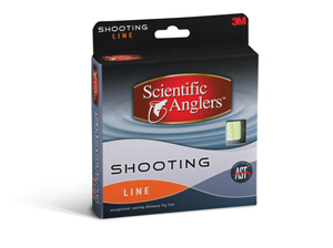 <font color=red>On Sale - Clearance</font><br>Scientific Anglers Freshwater Floating Shooting Line