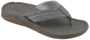 <font color=red>On Sale - Clearance</font><br>Simms Westshore Flip - Charcoal